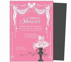 16 best images about wedding bridal shower invitation With wedding invitation template for pages mac