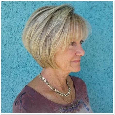 65 gracious hairstyles for women over 60
