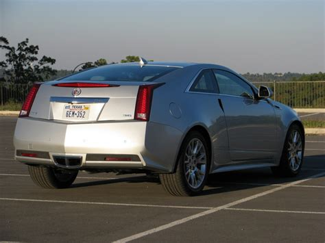 2011 Cadillac Cts Picturesphotos Gallery Motorauthority