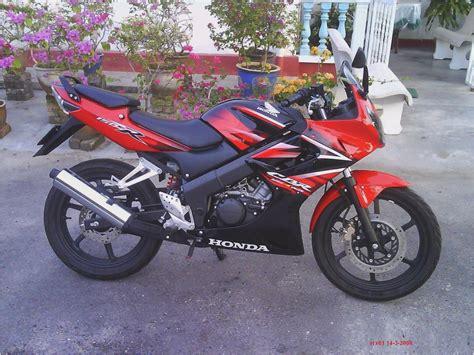 honda motor cbr modifikasi motor honda cbr 150 r kawasaki ninja 150rr 150r