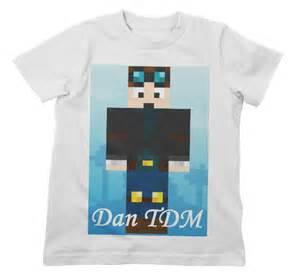 DanTDM Shirts Kids