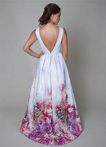 20 floral wedding dresses that will take your breath away for Floral dresses for wedding