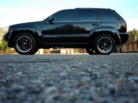 jeep laredo blacked out codys05 2005 jeep grand cherokee specs photos
