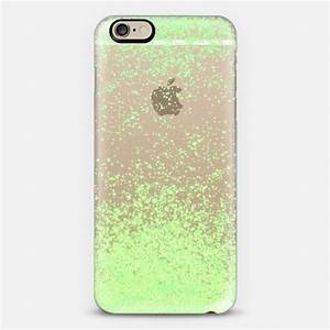 cool and minty iPhone 6 case by Marianna Tankelevich