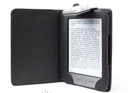 Kindle With Light by Other Electronics Kindle 4 E Book Reader Black