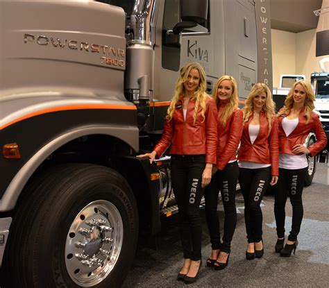 Iveco girls | Perth Truck Show | Russell | Flickr