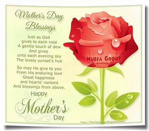 Mother's Day Prayers and Blessings | Mother's Day ...