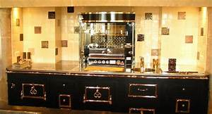 Cuisine Style Ancien : fa ence et carrelage mural de cuisine carreaux artisanaux pour cuisine ~ Teatrodelosmanantiales.com Idées de Décoration