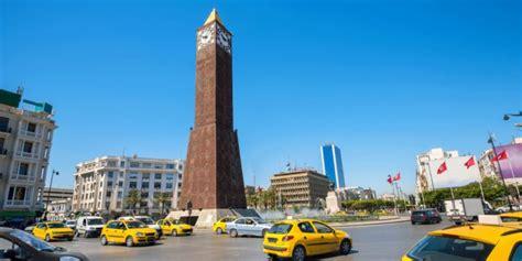Les moyens de transport à Tunis, Transports en Tunisie