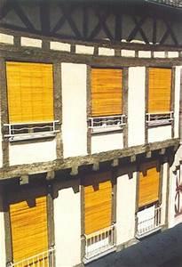 Store Bois Exterieur : stores ext rieurs en bois stores standards et sur mesure ~ Premium-room.com Idées de Décoration