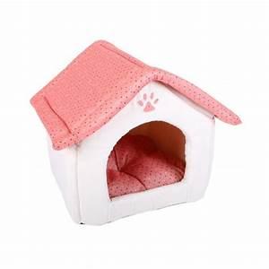 Niche Petit Chien : niche casablanca maison niche pour petit chien wanimo ~ Melissatoandfro.com Idées de Décoration