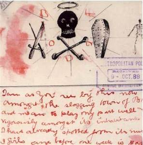 20 Facts about the Jack the Ripper Letters from Hell ...