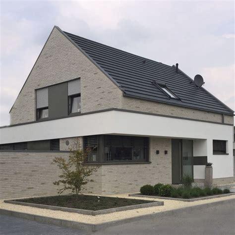 Moderne Häuser Mit Klinker by Ziegel F 252 R Fassade Klinker Weimar Hs Hagemeister Gmbh