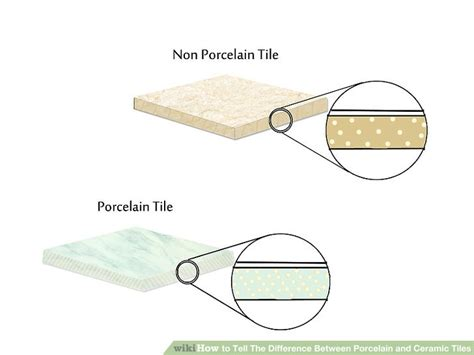 difference between porcelain and ceramic how to tell the difference between porcelain and ceramic tiles
