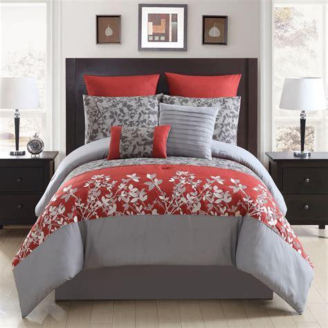 embroidered comforter set 8 embroidered comforter set border floral shop