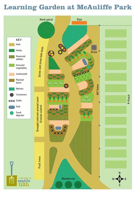 Learning Garden At Mcauliffe Park  Kirkland Parks Foundation