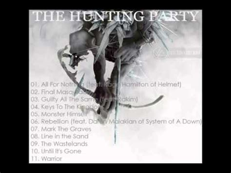 Linkin Park The Hunting Party New Of Song Complete Name