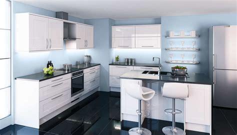 photos de belles cuisines modernes idees de cuisine moderne