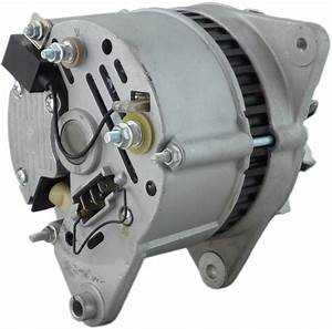 Alternator  Lucas  Massey Ferguson  3478