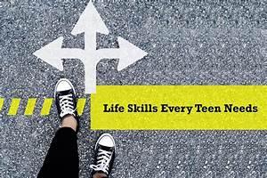 9 Life Skills Every Teen Needs