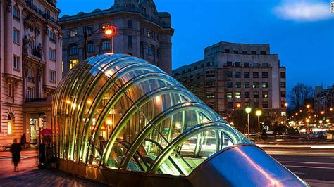 Are These World's Most Beautiful Metro Stations? Cnncom