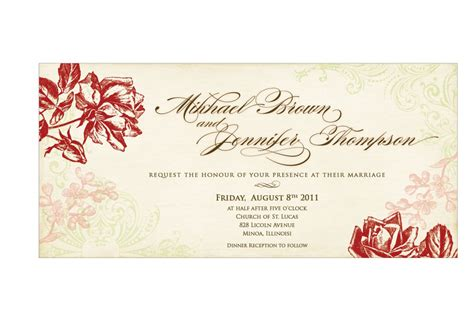 wedding invite template download using wedding invitation templates wedding and bridal