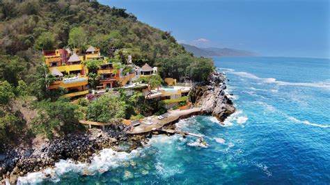 bay window villas mandarinas vallarta jalisco mexico