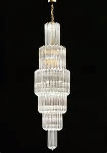 Flush Ceiling Fans With Led Lights by Colonna Chandelier With Quadriedro Murano Glass