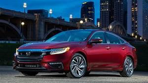 Wallpaper Honda Insight Hybrid, 2019 Cars, 5K, Cars