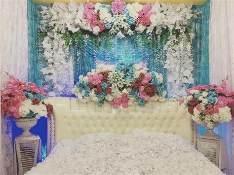 contoh dekorasi kamar pengantin modern minimalis