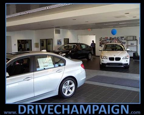 Bmw Of Champaign Bmw Dealer Savoy Il New Used Cars For