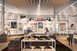 Nouveau Magasin Val D Europe : kickers r v le son nouveau concept de magasin actualit ~ Dailycaller-alerts.com Idées de Décoration