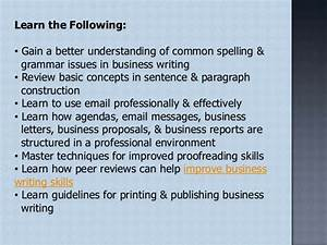 introduction to writing skills