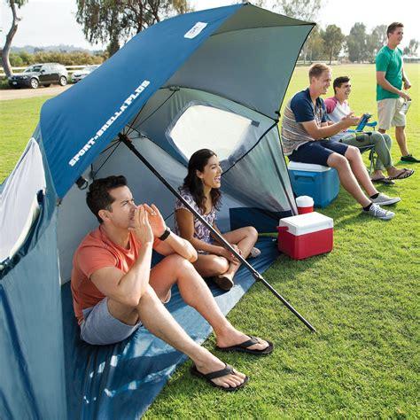 Sport Brella Chair Canada by Sport Brella Portable All Weather And Sun Umbrella 8 Foot
