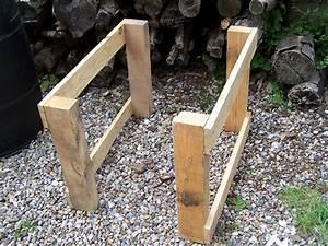 Construire Potager Surélevé : construction d 39 une table de culture en palettes ~ Melissatoandfro.com Idées de Décoration