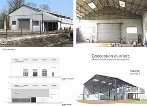 beau transformation garage en logement 3 loft en With transformation garage en logement