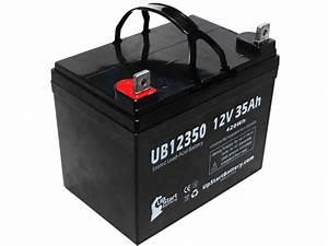 Dewalt Battery Compatibility Chart Kawasaki Teryx Battery Ub12350 12v 35ah Sealed Lead Acid