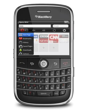 With offline sync and support for pushing from multiple browsers! Opera Mini 6 para BlackBerry disponible