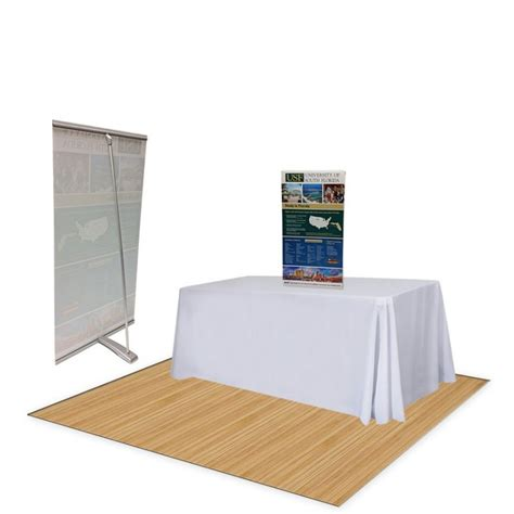 table top banner display l banner table top counter banner stand from affordable