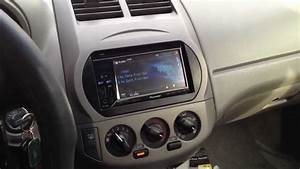 Nissan Altima 2002 With Pioneer Avh-p3300bt