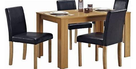 oak dining room sets