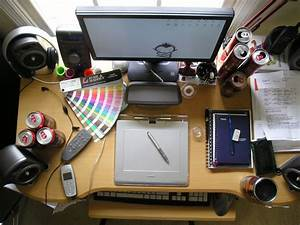 WeekeeChelsea: #45 Cool Workstations