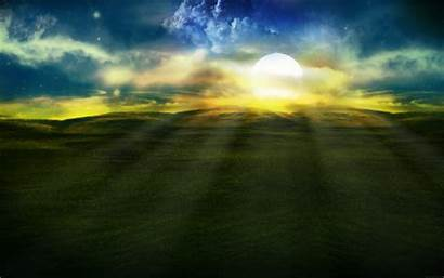 Bliss Spring Wallpapers Sun God Widescreen Sunrise