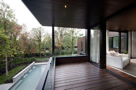 veranda house  blouin tardif architecture