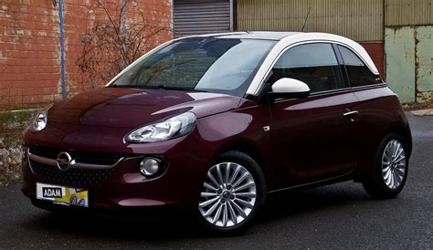 Adam Opel by Opel Adam