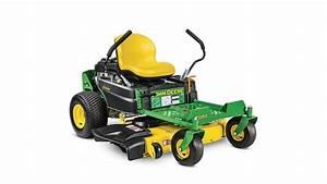 John Deere Z335e Ztrak Mower Maintenance Guide  U0026 Parts List