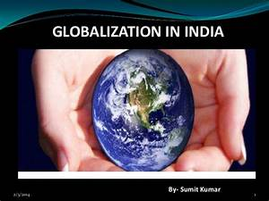 Globalization In India