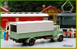 Citroen Gargenville : camion mercedes benz l325 1957 plateau bache 1 43 collector95 collector95 ~ Gottalentnigeria.com Avis de Voitures