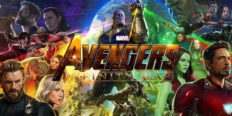 avengers infinity war ecco il secondo trailer