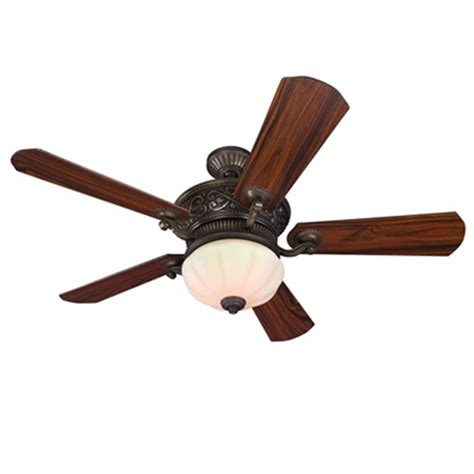 harbor breeze ceiling fan installation shop harbor breeze platinum wakefield 52 in guilded